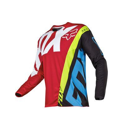 MX-JERSEY 360 CREO JERSEY RED