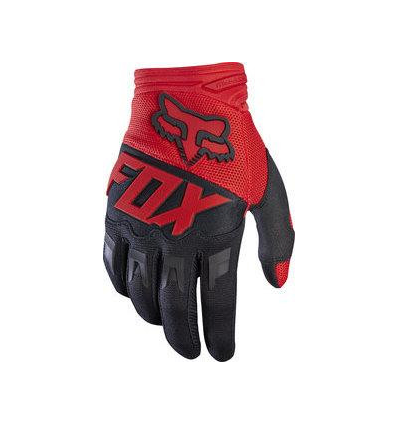 MX-GLOVE DIRTPAW RACE GLOVE RED/BLACK