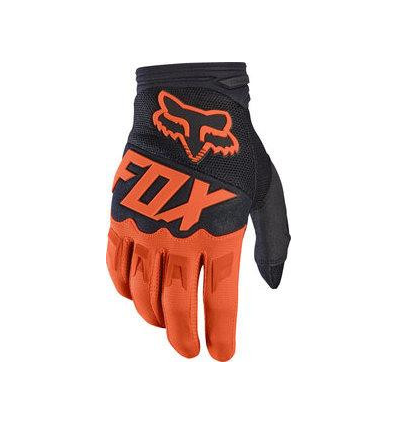 MX-GLOVE DIRTPAW RACE GLOVE ORANGE/BLACK