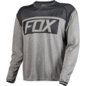 MTB-JERSEY INDICATOR LS JERSEY HEATHER GRAPHITE