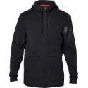 REFORMER SHERPA ZIP FLEECE BLACK