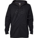 FLEXAIR FADE ZIP FLEECE BLACK