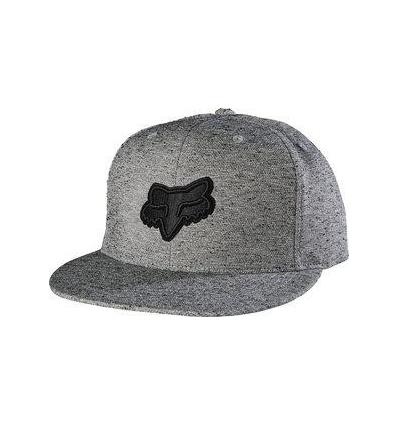 FRET SNAPBACK HAT BLACK/WHITE