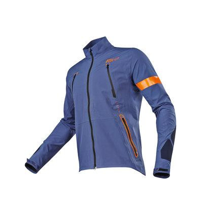 MX LEGION DOWNPOUR JACKET BLUE