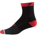"MTB-SOCK 6"" LOGO TRAIL SOCK FLM RED"