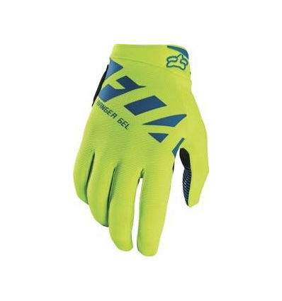 MTB-GLOVE RANGER GEL GLOVE FLORIDA YELLOW