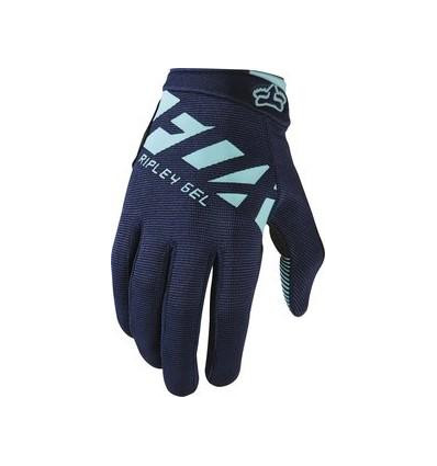 MTB-GLOVE WOMENS RIPLEY GEL GLOVE ICE BLUE