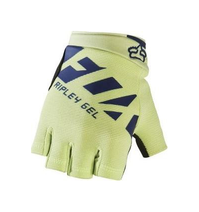 MTB-GLOVE WOMENS RIPLEY GEL SHORT GLOVE NAVY/YELLOW