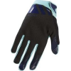 MTB-GLOVE WOMENS RIPLEY GEL SHORT GLOVE ICE BLUE