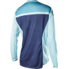 MTB-JERSEY WOMENS FLEXAIR SECA LS ICE BLUE
