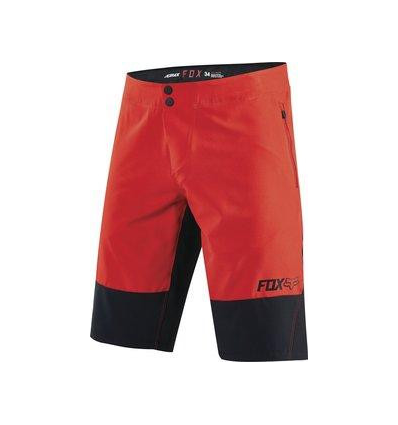 MTB-PANT ALTITUDE SHORT RED/BLACK